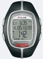 Polar RS200SD black