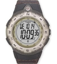 Expedition Adventure Tech Digital Compass white