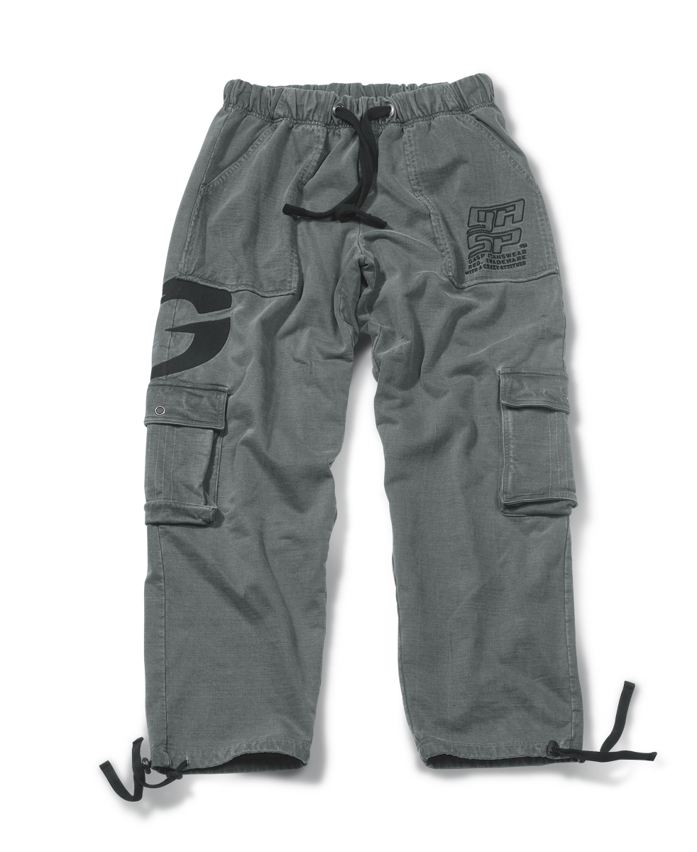 Cargo Sweat Pant G.A.S.P.