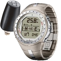 Suunto D9 Titan with transmitter