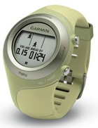 Garmin Forerunner 405 HR Green