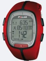 Polar RS200SD red