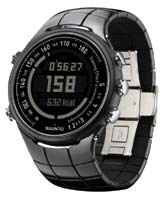 Suunto t3 Training Manager, black polished